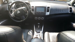 mitsubishi outlander 2007, safetied,clean title, all wheel drive