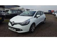 2013 RENAULT CLIO 1.5 dCi 88 eco2 Expression+ 5dr