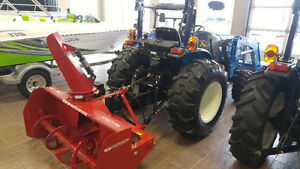 "LS XG3140H WITH 62"" SNOW BLOWER"