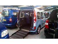 2011 Renault Kangoo Automatic Wheelchair Disabled Accessible Vehicle Car