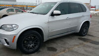 FORSTAR F14 WHEELS (WINTER TIRES AND RIMS) FOR BMW X5