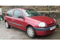 Renault Clio 1.2 2000MY Grande