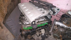 Moteur 3.2 Volkswagen