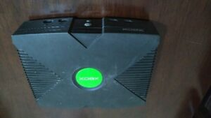 Original xbox console only.
