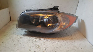 128I 2008 2009 2010 2011 LUMIERE GAUCHE OEM LEFT HEAD LIGHT LAMP