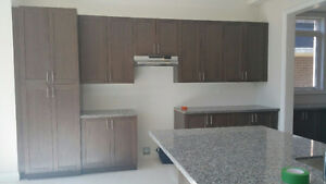 Kitchen cabinets and counter tops for sale!!!
