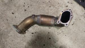 downpipe ultimate racing Mazdaspeed3