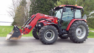 Tracteur Case Inter 95U 40 kms h