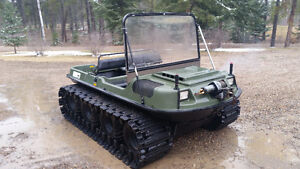Argo with tracks for sale!