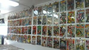 COMICS GOLD ,SILVER ,BRONZE AGE THOUSANDS SOME MODERN