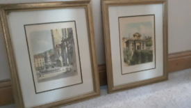 2 Pictues with Frames