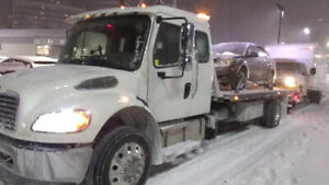 Cheap and Fast Flatbed Towing- 647-795-3066