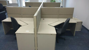 Office Furniture- Desks/ Cubicles/ Boardroom Tables/ Chairs