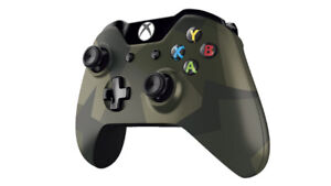 Xbox one games package plus controller