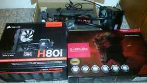 R9 290 + H80i combo For sale!!!