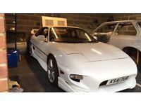 Toyota mr2 turbo import