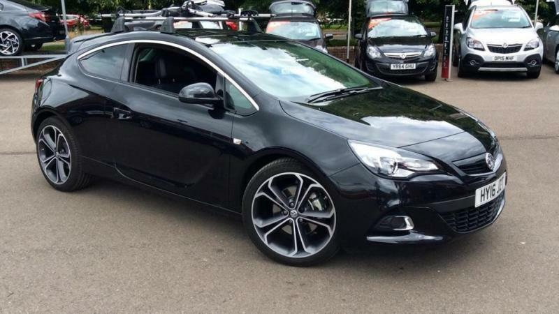 2016 vauxhall astra gtc 1 6 cdti 16v ecoflex limited e manual diesel coupe in ashton on ribble. Black Bedroom Furniture Sets. Home Design Ideas
