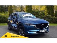 2018 Mazda CX-5 2.2d SE-L Nav 5dr AWD Manual Diesel Estate