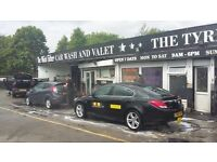 Established Hand Car Wash & Valeting Business Unit For Sale - Main Road Location - Busy Client Base