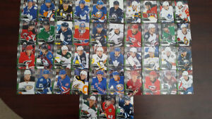 Parkhurst 16-17 NHL Rookie Cards