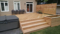 Custom Decks, Fences, Pergolas and Privacy Solutions