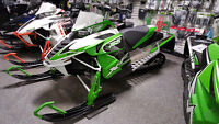 FAMILY ARCTIC CAT PACKAGE
