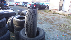 TIRES various sizes13 to 20 inch single  or sets of 2 or 4 tires Prince George British Columbia image 6