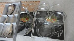 15pc Glass Salad Set Cambridge Kitchener Area image 2