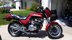 1983 suzuki GS750E PRICED FOR QUICK SALE