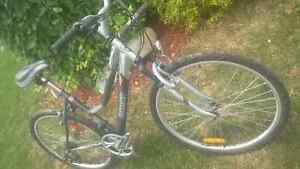 Infinity Huron 21 Spd Frt Fork Suspension Mountain Bike A1 London Ontario image 2
