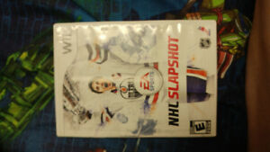 NHL Slapshot for Wii