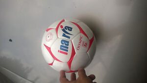INARIA Soccer Ball - Olympic size 5  brand new