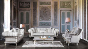 Full Sofa Set + dining Set - Brand NEW (Special Price)