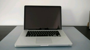 MacBook Pro Mid 2010/ 15 inches