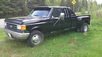 1989 Ford one ton for sale
