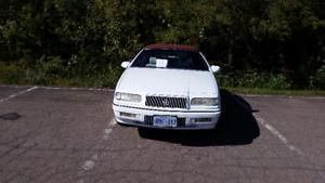 1993 Chrysler Lebaron GTC Convertible