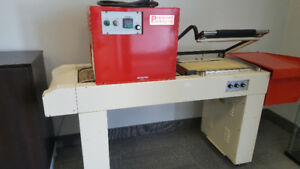 LBar Sealer with Heat Tunnel