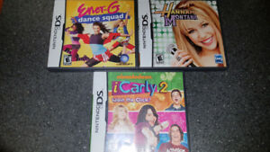 Girls DS games