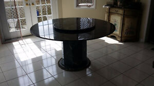 Solid Marble Dining Table + Free Delivery