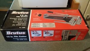 "Brutus 13"" Tile Cutter Kingston Kingston Area image 1"