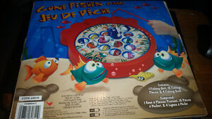 Brand new fishing game only $5 see my other ads.............