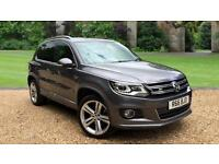 2015 Volkswagen Tiguan 2.0 TDi BlueMotion Tech R Line Automatic Diesel Estate