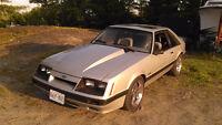 '85 Mustang GT Cobra