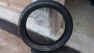 Motorcycle Tire 110/70/17 inch like new