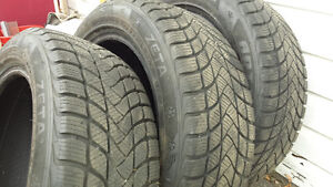 195/55/16 winter  tires only 3 Antractica 5 Gatineau Ottawa / Gatineau Area image 2