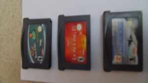 Game Boy Games: Pokemon and more