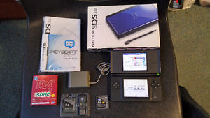Nintendo DS + Two R4 (Can Download & Play Any DS Game)