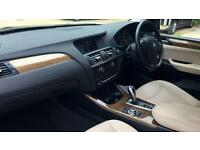 2011 BMW X3 xDrive20d SE 5dr Step Automatic Diesel Estate