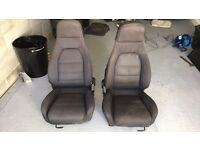 Mazda Mx5 Seats with Speakers