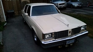1980 Cutlass Supreme Brougham Sedan, Certified